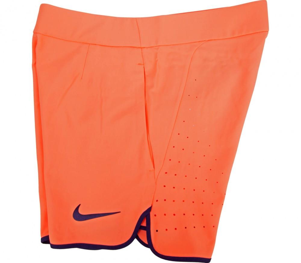 pantalones nike naranja
