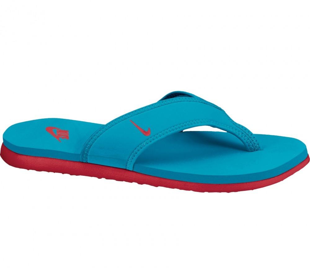 Nike - CELSO Chanclas PLUS Hombre (azul/rojo) comprar en línea en ...