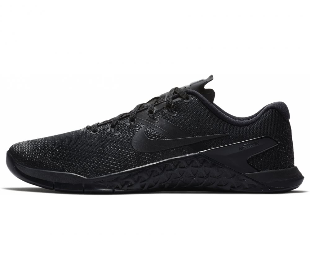 Nike - Metcon DSX Flyknit 2 Hombre la formación de calzado (gris oscuro/negro) - EU 44,5 - US 10,5