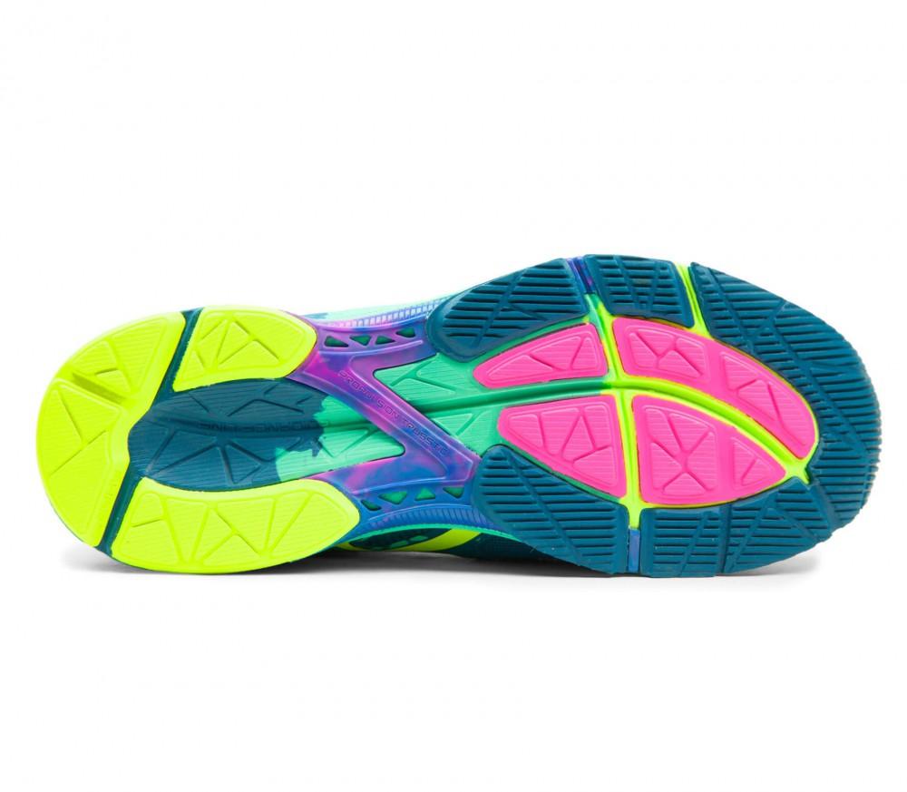 zapatillas mujer triathlon gel-noosa tri 10 asics