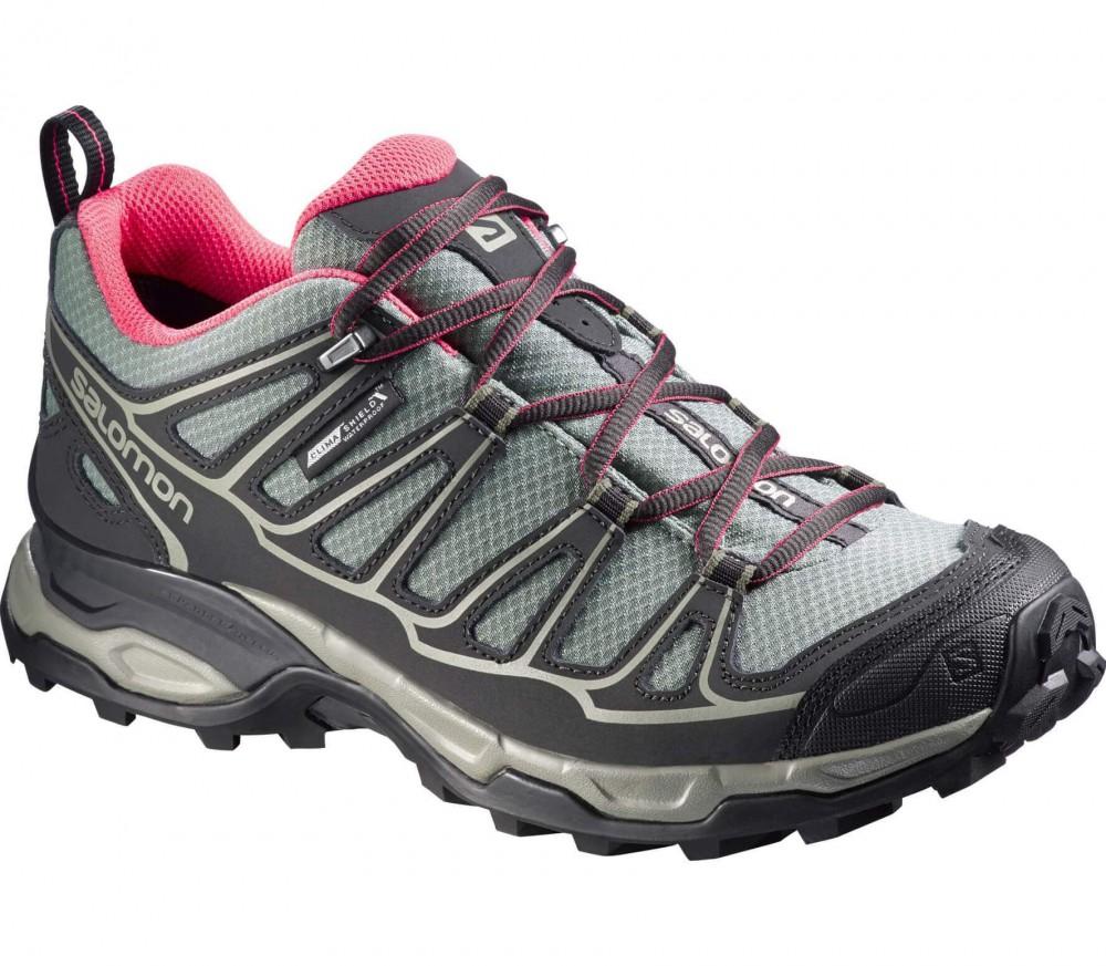 Zapatos negros Salomon X para hombre talla 42 Ij4n1Lk