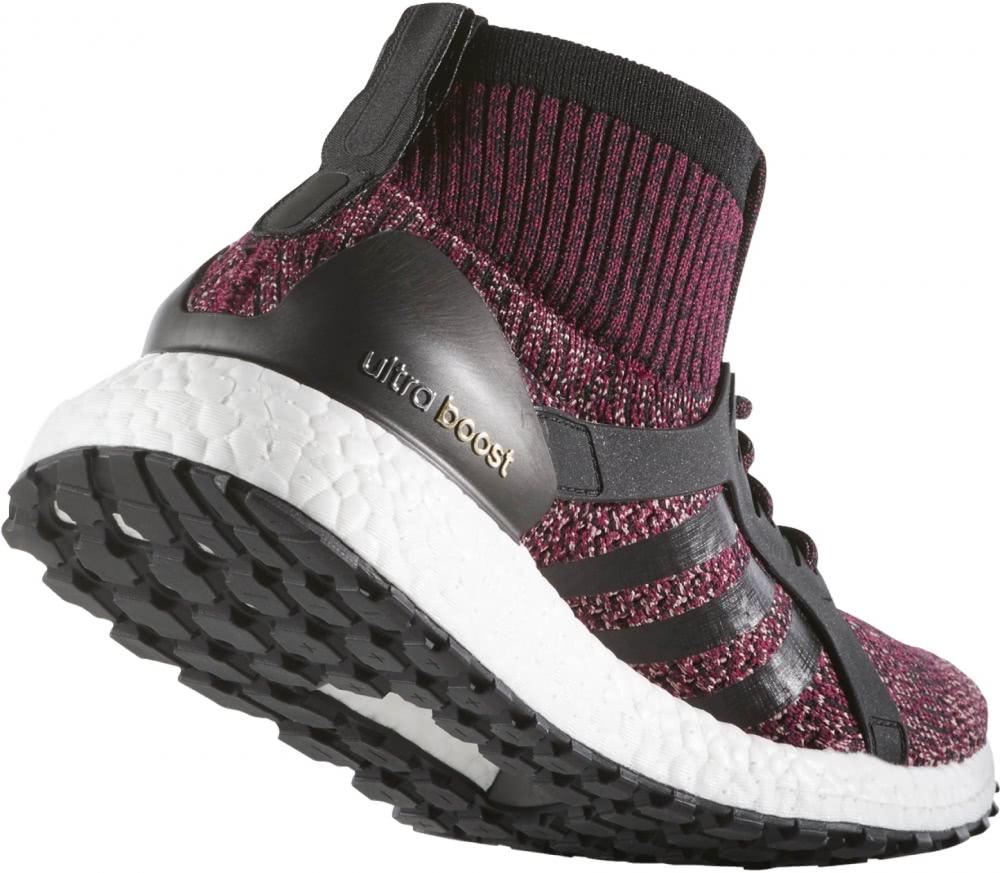 Adidas - Ultra Boost X ATR Mujer Zapatos para correr (púrpura/negro)