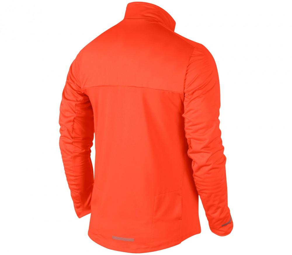 chaquetas nike hombre naranja