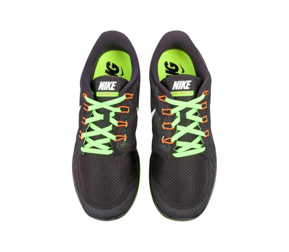 Nike Free 5.0 Verde Claro