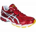 Asics - GT-1000 2 Zapatillas para hombre (rojo)