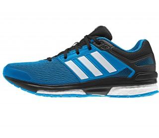 Adidas - Revenge Boost 2 Zapatillas para hombre (azul/negro)