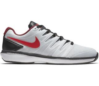 Nike - Air Zoom Prestige Hombre Zapato de tenis (blanco/negro)