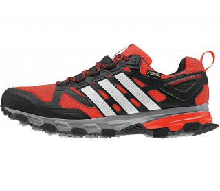 Adidas - Response Trail 21 Gore-Tex Zapatillas para hombre (rojo/negro)