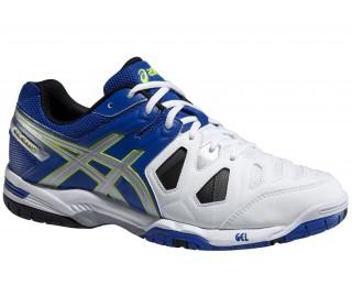 Asics - Gel-Game 5 Zapatillas de tenis para hombre (azul/blanco)