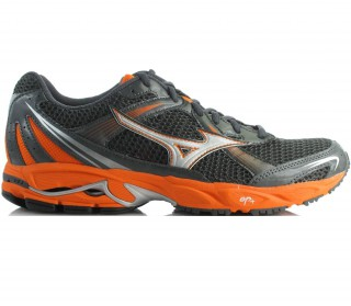 Mizuno - Wave Ovation 2 Zapatillas para hombre (azul/naranja)