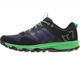 Adidas - Kanadia 7 Trail Zapatillas para hombre (negro/verde)