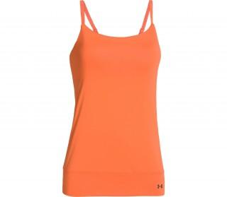 Under Armour - Essential Banded Camiseta para mujer (naranja)