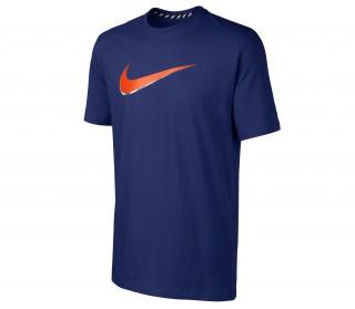 Nike - Swoosh Layered Camiseta para hombre