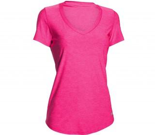 Under Armour - Perfect Pace Damen Laufshirt (pink)