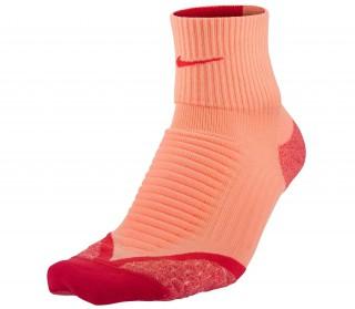 Nike - Elite Cushion Calcetines de running para hombre (rosa)