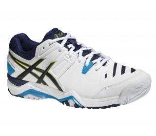 ASICS - Gel-Challenger 10 Clay zapatillas de tenis para hombre (blanco/azul