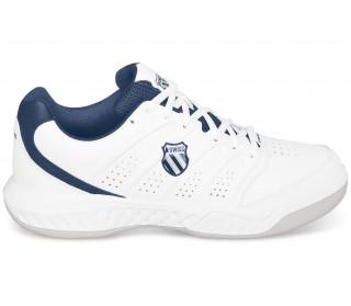 K-Swiss - Ultrascendor II Carpet Zapatillas para hombre (blanco/azul)