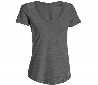 Under Armour - Perfect Pace Damen Laufshirt (grau)