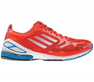 Adidas - Adizero F50 Zapatillas para hombre (naranja/azul)