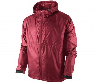 Nike - Vapor M10 Full Chaqueta para hombre (rojo)