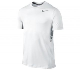 Nike - Vapor Dri-Fit Camiseta de manga corta para hombre (negro)