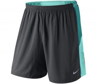 Nike - 7 Pursuit 2-in-1 Herren Laufshort (gris)