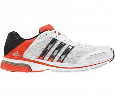 Adidas - Supernova Glide 4 Zapatillas para hombre (rojo/blanco/negro)